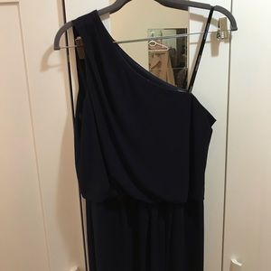 Maggy London Cocktail Dress Blue Size 6